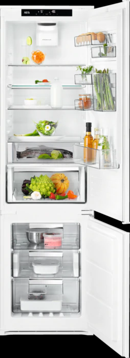 SCE81925TS Frost Free Integrated Fridge Freezer