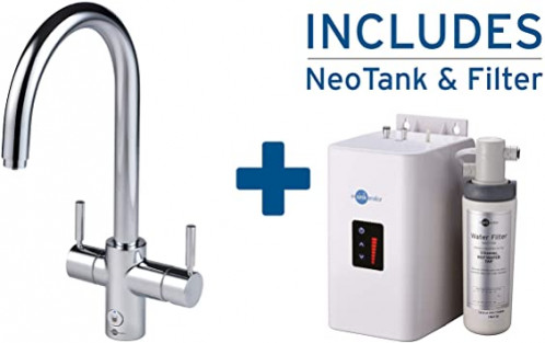 4N1 Touch U Shape Steaming Hot Water Tap